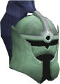 Adamant full helm (charged) chathead