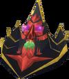 Duellist's cap (tier 6) detail
