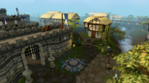 Lumbridge Castle lodestone