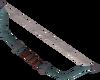 Magic composite bow detail