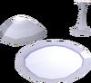 Silverware detail