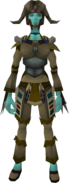 Hoardstalker outfit equipped female