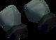 Kratonite gauntlets detail