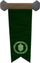 Green Gemstone standard