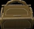 Teak toy box POH