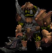 Spiritual warrior (Bandos)