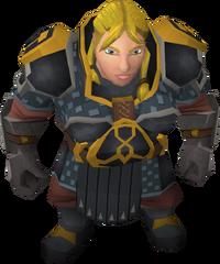 Lieutenant brae
