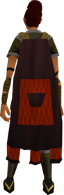 Team-41 cape equipped