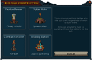 The Bird and the Beast building construction interface