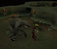 Dagannoth mother fight (Blood Runs Deep)