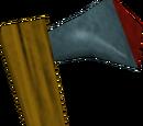 Rune hatchet