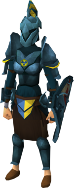 Rune heraldic armour set 3 (sk) equipped