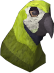 Drunk parrot chathead