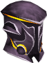 Obsidian warrior helm chathead