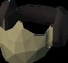 Masked earmuffs detail