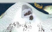 Ice Troll Caves entrance