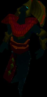Spectral worshipper