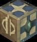Magical blastbox detail