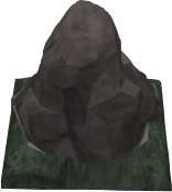 Mining rock