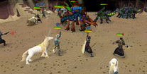 Kalphite King fight