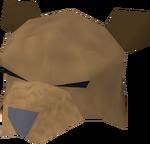 Bearhead detail