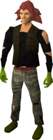 Brawling gloves (Ranged) equipped