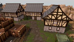 Burthorpe Houses