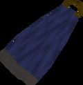 Cape (blue) detail