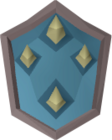 Rune berserker shield old