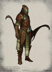 Sagittarian armour concept