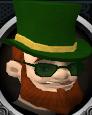 Tool Leprechaun (Larry) chathead