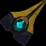 Super dominion medallion detail
