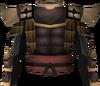 Superior tetsu body (broken) detail