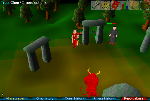 Next Gen' Runescape project accidentally leaked during developer