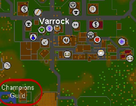 Champions' Guild   RuneScape Classic Wiki   FANDOM powered by Wikia