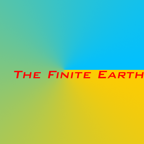 the finite earth This means it now takes the earth one year and six months to regenerate what  we use in a year moderate un scenarios suggest that if current population and.