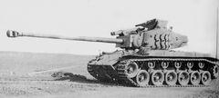 M26 Super Pershing