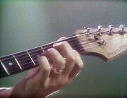 Hentor Sportscaster (Fender Stratocaster), Black 2
