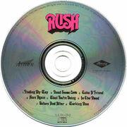Rush, Mercury 314 534 623-2