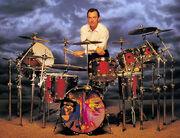 Drum Workshop, Red Sparkle