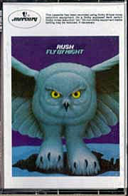 Fly by Night, Mercury 822 542-4