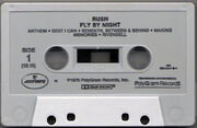 Fly by Night, Mercury 822 542-4cassette
