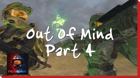 Out of Mind Part 4 - Red vs