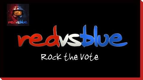 Rock the Vote PSA - Red vs