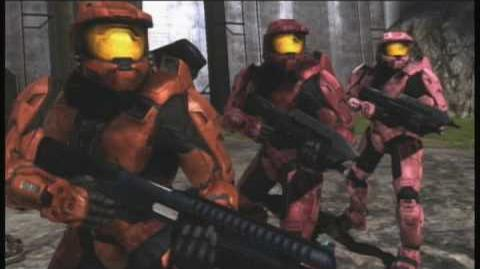 Red vs Blue - New Digs
