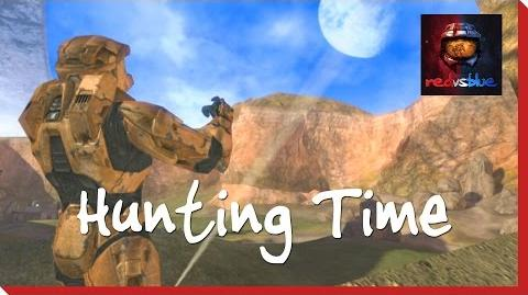 Hunting Time - Episode 59 - Red vs