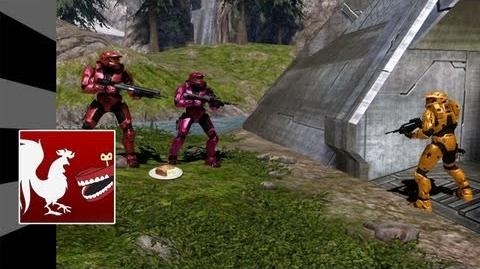 Red vs Blue Season 10 Episode 16