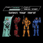 RvB Select Your Hero Art