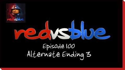 Alternate Ending 3 - Episode 100 - Red vs