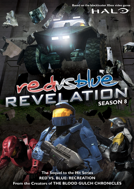 RvB Season8 DVD